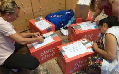Angliában élő édesanya gyűjt adományokat a mélyszegénységben élő magyar ovisoknak