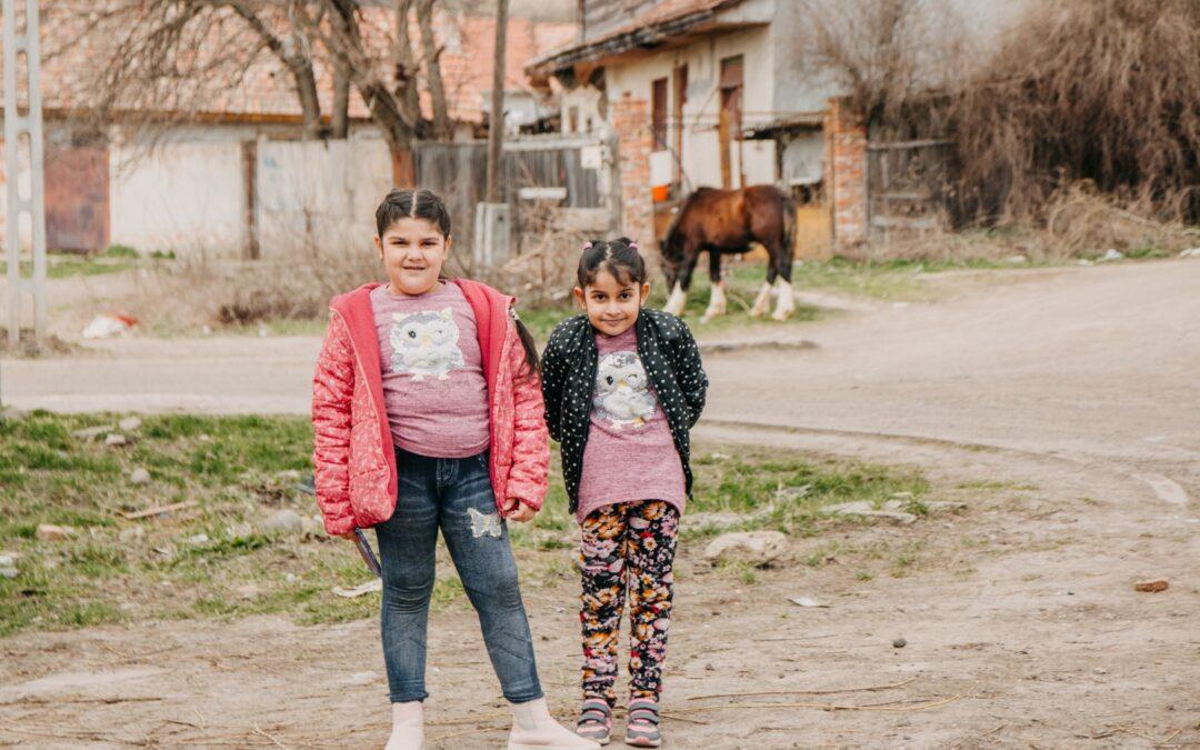 A család nagy reménysége a nyolcéves Glória